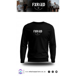 FXRGED UNISEX PUMP COVER (BLACK)