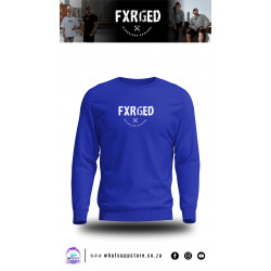 FXRGED UNISEX PUMP COVER (ROYAL)