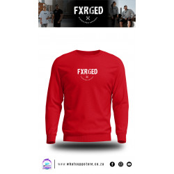 FXRGED UNISEX PUMP COVER (RED)