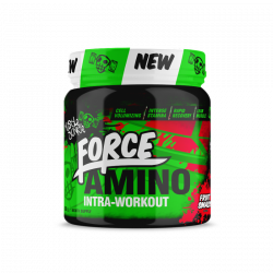 MUSCLE JUNKIE FORCE AMINO 380G (20 SERVING)