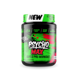 MUSCLE JUNKIE PSYCHO MAX PRE-WORKOUT 540G (20 SERVING)