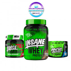 MUSCLE JUNKIE (STACK 1)
