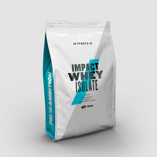 MYPROTEIN IMPACT WHEY ISOLATE (1KG / 40 SERVINGS)