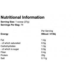 OPTIMUM NUTRITION WHEY POUCH 2KG (74 SERVING)