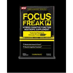 PHARMAFREAK FREAKMODE SERIES FOCUS FREAK 2.0 (60 CAPS/30 SERVING)