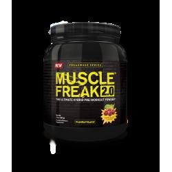 PHARMAFREAK FREAKMODE SERIES MUSCLE FREAK 2.0 PRE-WORKOUT 680G (20-40 SERVING)
