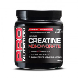 PRO NUTRITION CREATINE MONOHYDRATE 300G (60 SERVING)