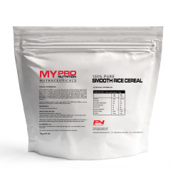 PRO NUTRITION 100% PURE SMOOTH RICE CEREAL 1KG
