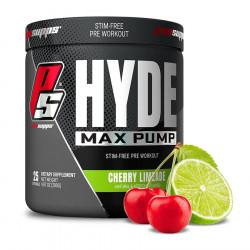 PROSUPPS HYDE MAX PUMP STIM-FREE PRE-WORKOUT 280G (25 SERVING)