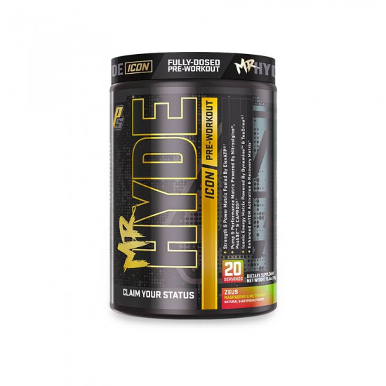 PROSUPPS MR HYDE ICON PRE-WORKOUT (20 SERVING)