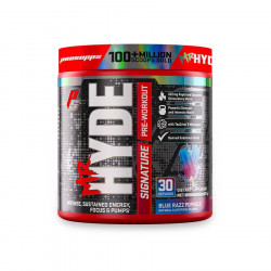 PRO SUPPS MR HYDE SIGANTURE PRE-WORKOUT 216G (30 SERVING)
