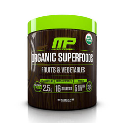 MUSCLEPHARM ORGANIC SUPERFOODS (30 SERVING)