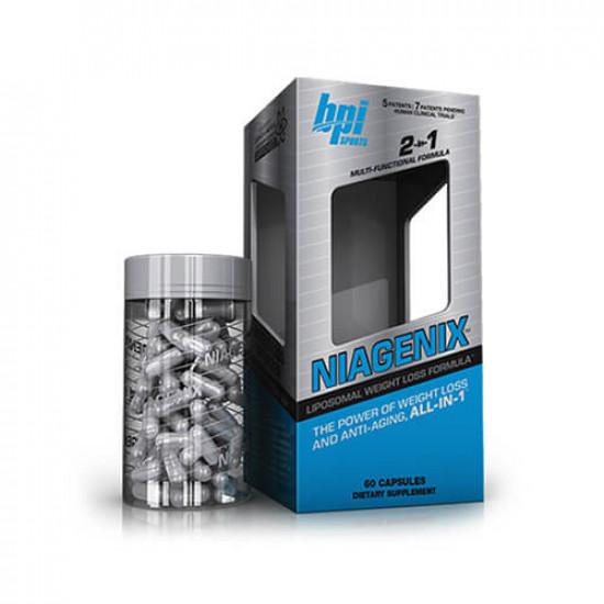BPI SPORTS NIAGENIX (60 CAPS) 30 SERVING