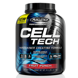 MUSCLETECH CELL-TECH (5.95LBS / 55 SERVINGS)