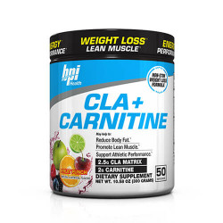 BPI SPORTS CLA + CARNITINE (50 SERVING)