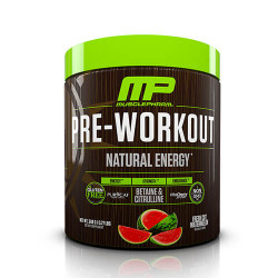 MUSCLEPHARM NATURAL ENERGY PRE-WORKOUT