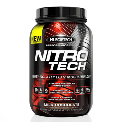 MUSCLETECH NITRO-TECH (2LBS / 25 SERVINGS)