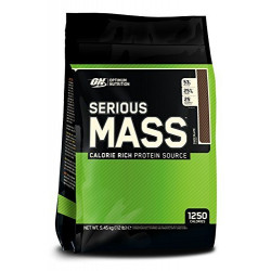ON SERIOUS MASS 5.4KG
