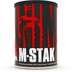 UNIVERSAL ANIMAL M-STAK (21 PACKS)